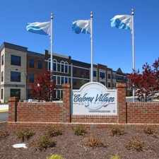 Rental info for Colony Village Apartments