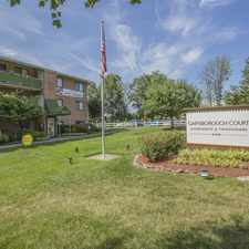 Rental info for Gainsborough Court in the Fairfax area