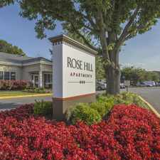 Rental info for Rose Hill of Alexandria in the Rose Hill area