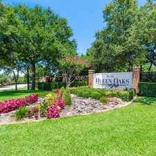 Rental info for Hulen Oaks in the Overton South area