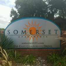 Rental info for Somerset in the Lewisville area