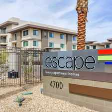 Rental info for Escape