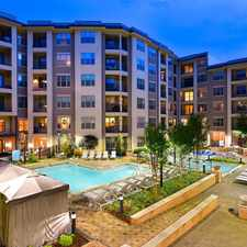 Rental info for 1105 Town Brookhaven in the Atlanta area