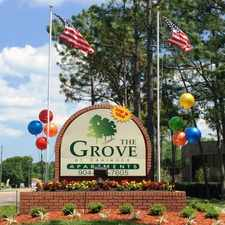 Rental info for Grove at Deerwood