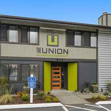 Rental info for The Union in the Federal Way area