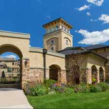 Rental info for Bella Springs