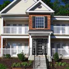 Rental info for Legacy at Mayland