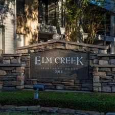 Rental info for Elm Creek Apartments in the 77339 area