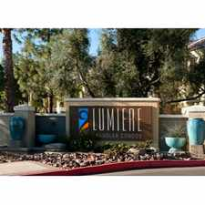 Rental info for Lumiere Chandler Condos in the Phoenix area