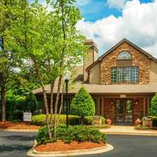 Rental info for Reserve at Waterford Lakes in the Sterling area
