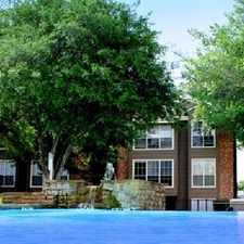 Rental info for Creekwood in the Irving area