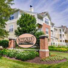 Rental info for Summerwood on Towne Line in the Augusta-New Augusta area