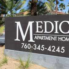 Rental info for Medici