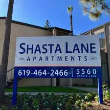 Rental info for Shasta Lane in the San Carlos area