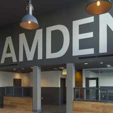 Rental info for The Camden in the Central Hollywood area