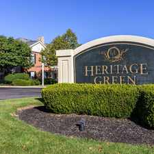 Rental info for Heritage Green in the Hilliard area