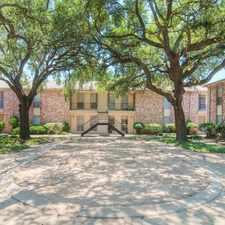 Rental info for Monticello Square in the Houston area