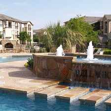 Rental info for Bellagio at Beach Street in the Haltom City area