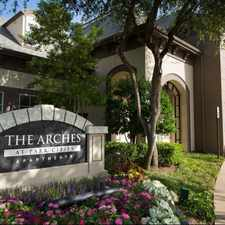Rental info for The Arches at Park Cities in the Dallas area