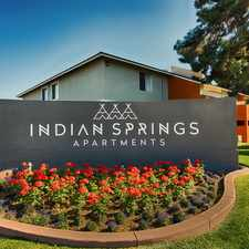 Rental info for Indian Springs