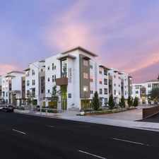 Rental info for Domus on the Boulevard in the Palo Alto area