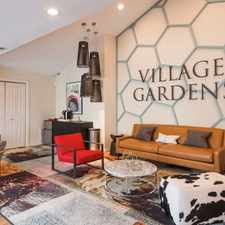 Rental info for Village Gardens