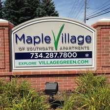 Rental info for Maple Village of Southgate