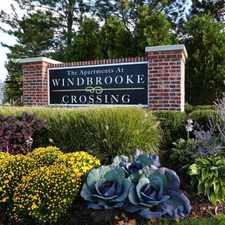 Rental info for The Apartments At Windbrooke Crossing