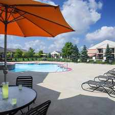 Rental info for Stone Ridge Apartments & Townhomes at the Ridge in the 46241 area