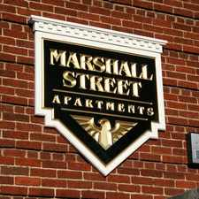 Rental info for Marshall Street Villas