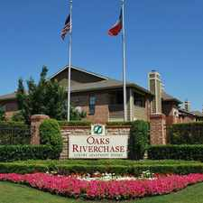 Rental info for Oaks Riverchase Apartments in the Irving area
