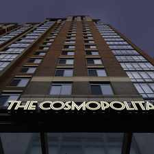 Rental info for The Cosmopolitan at Reston Town Center