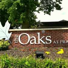 Rental info for The Oaks at Prairie View in the Platte Ridge area