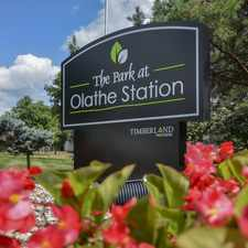 Rental info for The Park at Olathe Station