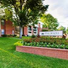 Rental info for Pine Knoll Apartments