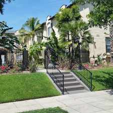Rental info for South Olive in the Alhambra area