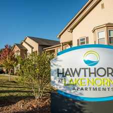 Rental info for Hawthorne at Lake Norman in the Mooresville area