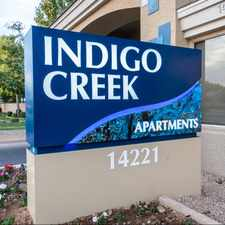 Rental info for Indigo Creek