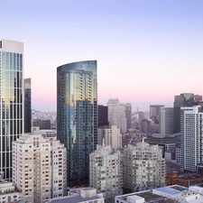 Rental info for 399 Fremont in the Rincon Hill area