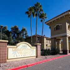 Rental info for Desert Palm Village