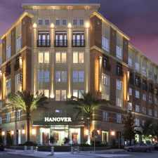 Rental info for Hanover Rice Village in the University Place area
