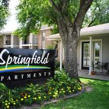Rental info for Springfield