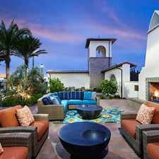 Rental info for AMLI Spanish Hills