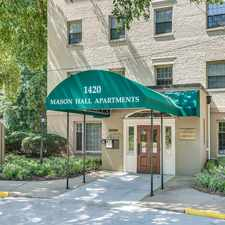 Rental info for Mason Hall
