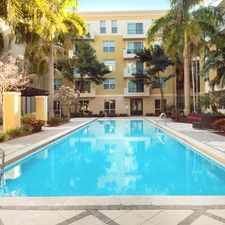 Rental info for Avana Bayview in the 33060 area