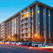 Rental info for Congressional Towers in the Rockville area