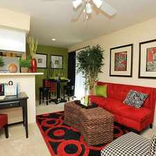 Rental info for Lakes Of 610 in the South Main area