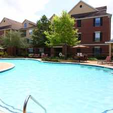 Rental info for The Lakes at Cinco Ranch