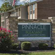 Rental info for Pinnacle on Pleasant in the Hamilton area