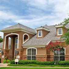 Rental info for Reserve at Pebble Creek in the Plano area